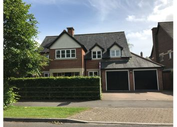 Thumbnail 5 bed detached house for sale in Knowle Avenue, Knowle