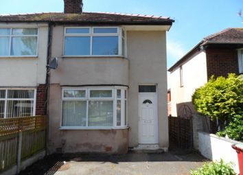 Thumbnail 2 bed semi-detached house for sale in Fayles Grove, Blackpool