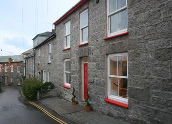Thumbnail 2 bed flat for sale in Commercial Road, Mousehole, Penzance