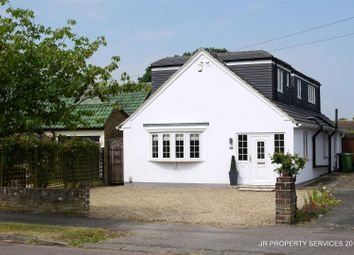 Thumbnail 4 bed detached bungalow to rent in Jones Road, Goffs Oak, Waltham Cross