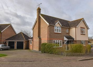 Thumbnail 4 bed detached house for sale in Marshalls Piece, Stebbing, Dunmow