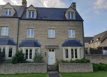 Thumbnail 4 bed semi-detached house for sale in Winstone Gardens, Cirencester
