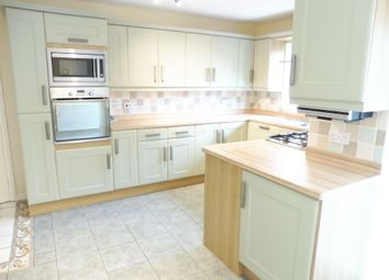 Thumbnail 4 bed detached house for sale in Clos Nant Coslech, Pontprennau, Cardiff