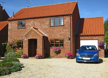 Thumbnail 3 bed detached house for sale in Chapel Road East, Foxley, Dereham
