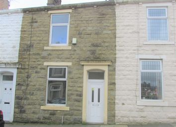 Thumbnail 2 bed terraced house to rent in Burton Street, Rishton, Blackburn
