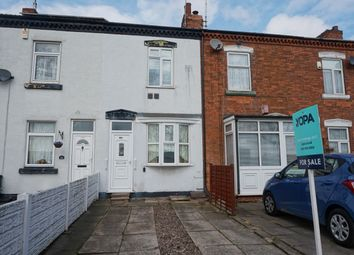 Thumbnail 2 bedroom terraced house for sale in Kingsbury Road, Erdington, Birmingham