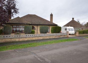 Thumbnail 3 bed detached bungalow for sale in Hillward Close, Orton Longueville, Peterborough