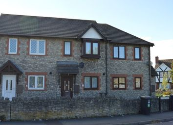 Thumbnail 2 bed terraced house for sale in Ebdon Road, Worle, Weston-Super-Mare
