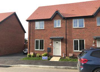 Thumbnail 3 bedroom semi-detached house to rent in Fairfield Road, Framlingham, Woodbridge