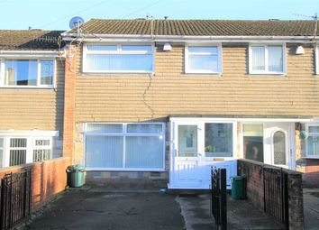 Thumbnail 3 bed terraced house for sale in Treharne Court, Lincoln St, Porth
