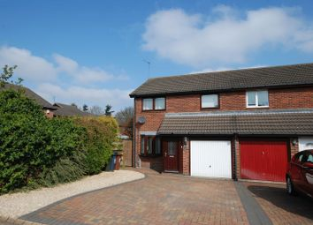 Thumbnail 3 bedroom semi-detached house for sale in Stuart Court, Newcastle Upon Tyne