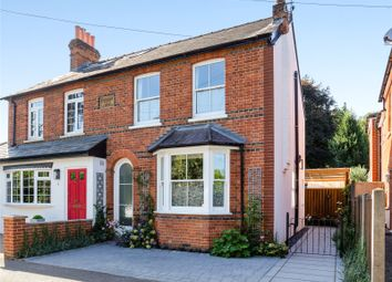 Thumbnail 3 bed semi-detached house for sale in Parkside Road, Sunningdale, Berkshire