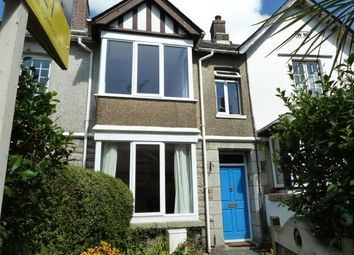 Thumbnail 3 bed terraced house for sale in Church Gate, Liskeard, Cornwall