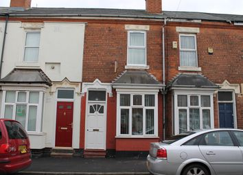 Thumbnail 2 bed terraced house for sale in Blackford Street, Winson Green, Birmingham
