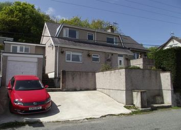 Thumbnail 5 bed detached house for sale in Hen Durnpike, Tregarth, Gwynedd