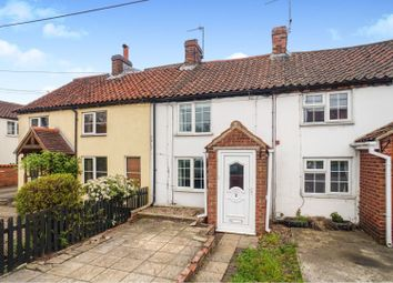 Thumbnail 2 bed cottage for sale in Gainsborough Road, Saxilby