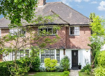 3 bed semi-detached house for sale in Cornwood Close, Hampstead Garden Suburb, London N2