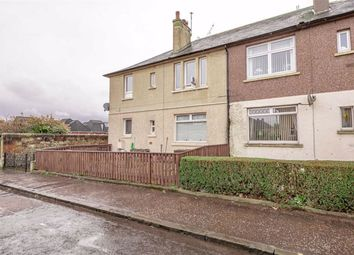 Thumbnail 2 bedroom flat for sale in Leven Street, Falkirk