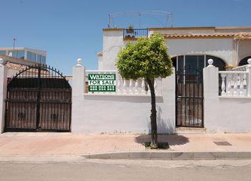 Thumbnail 3 bed semi-detached house for sale in Urb. La Marina, La Marina, Alicante, Valencia, Spain