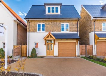 Thumbnail 4 bed detached house for sale in Coleridge, High Road, Chigwell