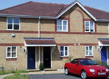 Thumbnail 2 bed terraced house to rent in Livesey Close, Kingston Upon Thames