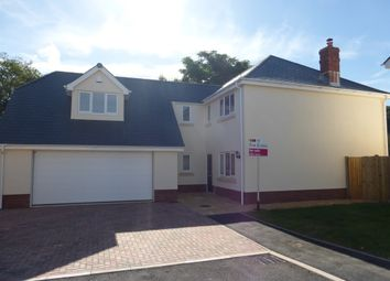 Thumbnail 4 bedroom detached house for sale in Birch Gardens, Bircham Road, Minehead