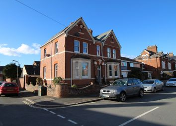 Thumbnail 1 bed flat for sale in Apt 3 Appledore Mansions, 64 Queens Road, Exeter