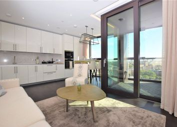 Thumbnail 2 bedroom flat to rent in Thornes House, The Residence, Nine Elms, London
