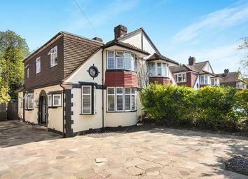 Thumbnail 5 bedroom semi-detached house for sale in Links Way, Beckenham