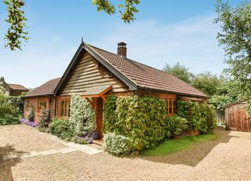 Thumbnail 3 bed detached bungalow for sale in The Fairstead, Cley, Holt