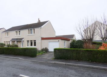 Thumbnail 3 bed semi-detached house for sale in Lochview Crescent, Stranraer