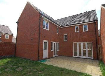 Thumbnail 4 bed property to rent in Plantation Way, Red Lodge, Bury St. Edmunds
