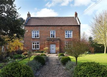 Thumbnail 5 bed detached house for sale in Fen Road, Little Hale, Sleaford, Lincolnshire