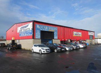Thumbnail Warehouse to let in 28 Balloo Drive, Bangor, County Down