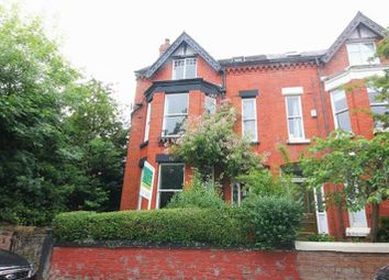 Thumbnail 6 bed semi-detached house for sale in Rutland Avenue, Sefton Park, Liverpool