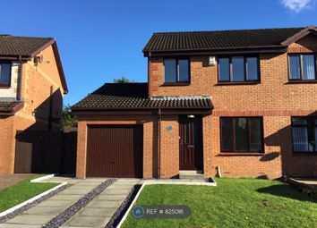 Thumbnail 3 bed semi-detached house to rent in Barony Drive, Baillieston, Glasgow