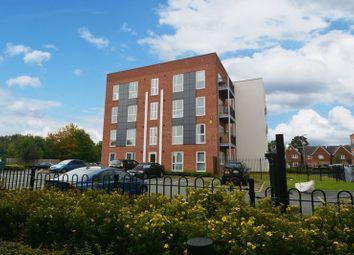 Thumbnail 1 bed flat to rent in Sheen Gardens, Heald Point, Manchester
