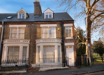 Thumbnail End terrace house to rent in Carlyle Road, Cambridge