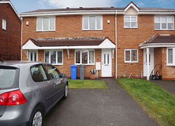 2 bed town house for sale in Althrop Grove, Longton, Stoke-On-Trent, Staffordshire ST3