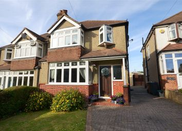 Thumbnail 3 bed semi-detached house for sale in Banstead, Surrey