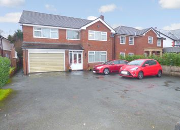Thumbnail 4 bed detached house for sale in 249, Bramhall Lane South, Bramhall, Stockport, Greater Manchester