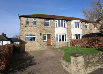 Thumbnail 4 bed semi-detached house for sale in Beauchief Rise, Sheffield