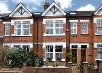 Thumbnail 4 bed terraced house for sale in Trent Avenue, London