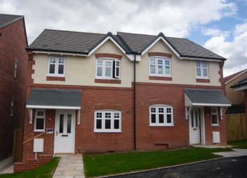 Thumbnail 3 bed semi-detached house to rent in Bracken Way, Harworth, Doncaster, South Yorkshire