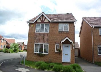 Thumbnail 3 bed detached house to rent in Rosebank View, Measham, Swadlincote
