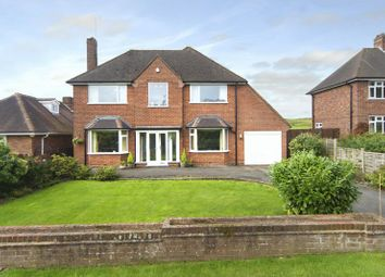 Thumbnail 3 bed detached house for sale in Wightwick Hall Road, Wightwick, Wolverhampton