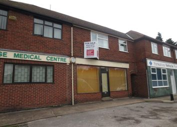 Thumbnail Retail premises for sale in 94 Baslow Road, Sheffield, South Yorkshire