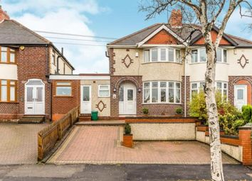 Thumbnail 3 bed semi-detached house for sale in Kingswinford Road, Dudley, West Midlands