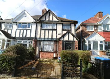 Thumbnail 3 bed semi-detached house for sale in St. Michaels Avenue, Wembley