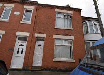 Thumbnail 3 bed terraced house for sale in Haynes Road, Humberstone, Leicester